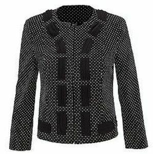 Cabi NWT Dot Jacket